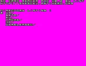 SDCardReader V02